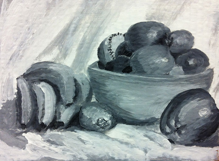 grayscalePainting